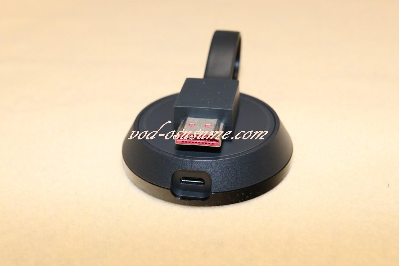 Chromecast Ultra本体