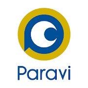 """ビジネス情報満載!<br>Paravi<br><font color=""""red"""">(14日間無料)</font>"""
